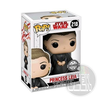 FUNKO POP! Star Wars Epi. VIII - Princess Leia (Exclusive)