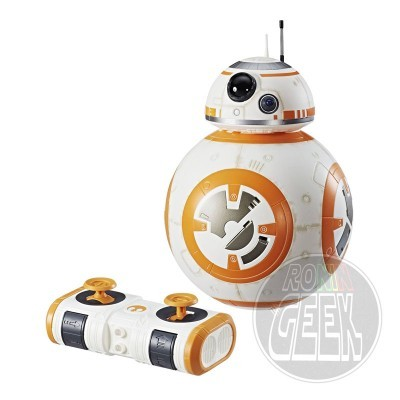 HASBRO Star Wars Episode VIII R/C Vehicle Hyperdrive BB-8