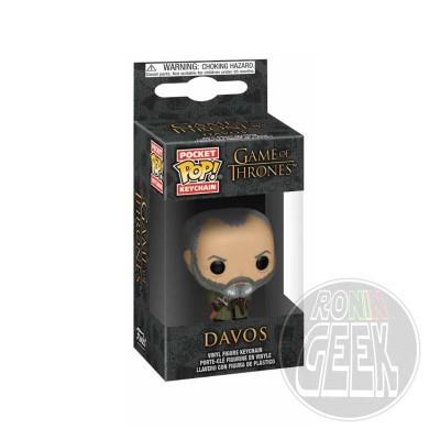 FUNKO POP! Keychain: Game of Thrones - Davos