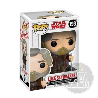 Funko POP! Star Wars Epi. VIII - Luke Skywalker