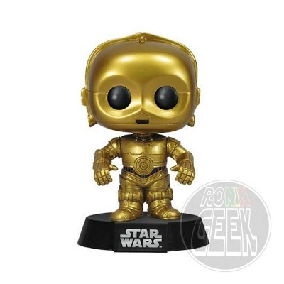 FUNKO POP! Star Wars - C-3PO