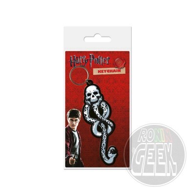 Harry Potter Rubber Keychain Dark Mark