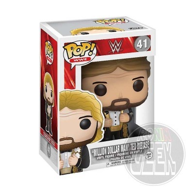 "FUNKO POP! WWE - ""Million Dollar Man"" Ted Dibiase"