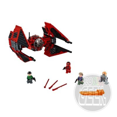 LEGO 75240 - Star Wars Resistance - Major Vonreg's TIE Fighter