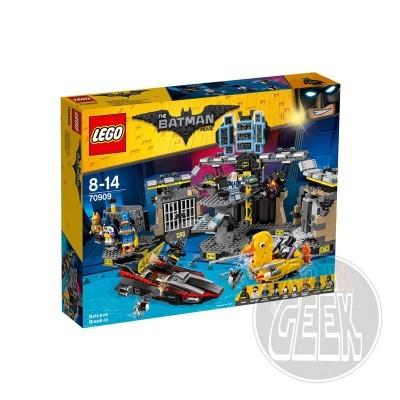 LEGO 70909 - Batcave Break-in