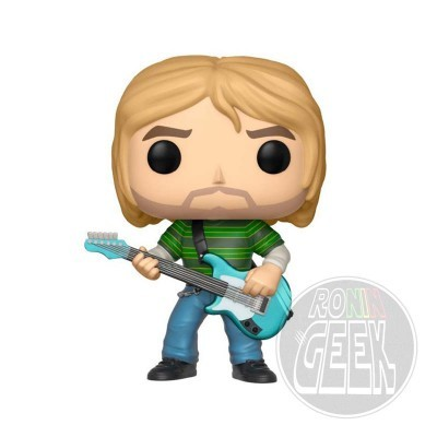 FUNKO POP! Rocks: Nirvana - Kurt Cobain (Teen Spirit)