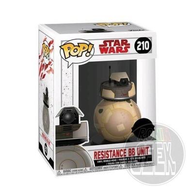 FUNKO POP! Star Wars Episode VIII - Resistance BB Unit