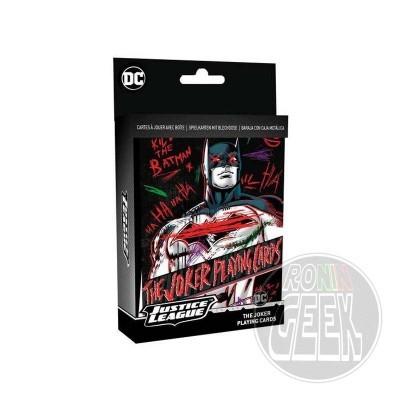 DC Comics Joker deck cards
