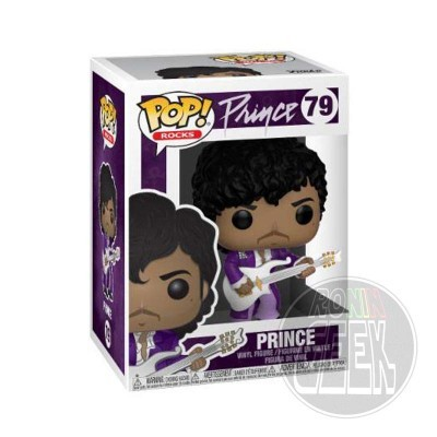 FUNKO POP! Rocks: Prince (Purple Rain)