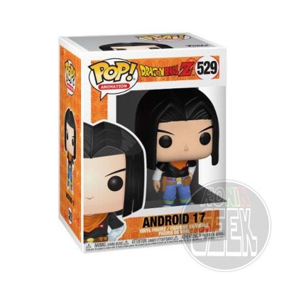FUNKO POP! Animation: Dragonball Z - Android 17