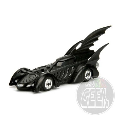 JADA Batman Forever Diecast Model 1/32 1995 Batmobile