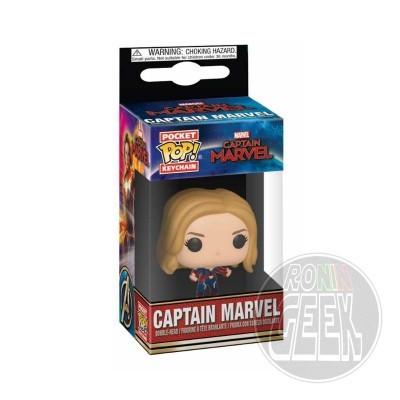 FUNKO POP! Keychain: Captain Marvel - Captain Marvel