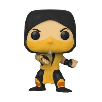 FUNKO POP! Games: Mortal Kombat