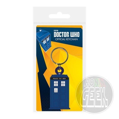 Doctor Who Rubber Tardis