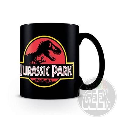 Caneca Jurassic Park Classic Logo