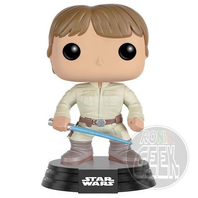 FUNKO POP! Star Wars - Bespin Luke Skywalker (w/Lightsaber)