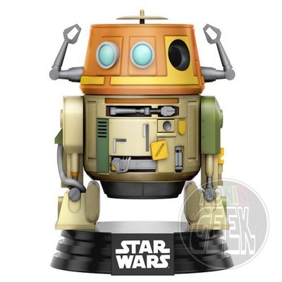 FUNKO POP! Star Wars Rebels - Chopper