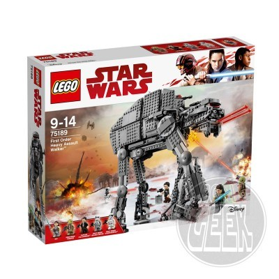 LEGO 75189 - First Order Heavy Assault Walker™