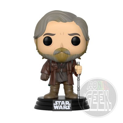 Funko POP! Star Wars Epi. VIII - Luke Skywalker