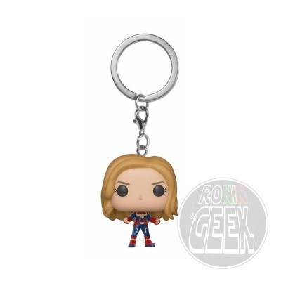 FUNKO POP! Keychain: Captain Marvel - Captain Marvel