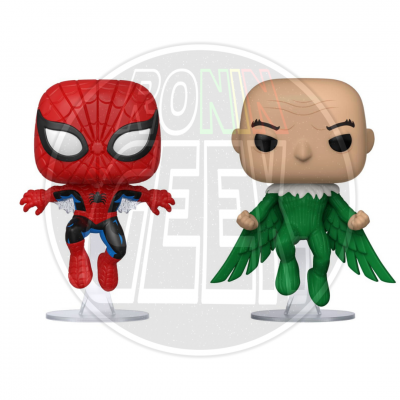 FUNKO POP! Marvel 80th