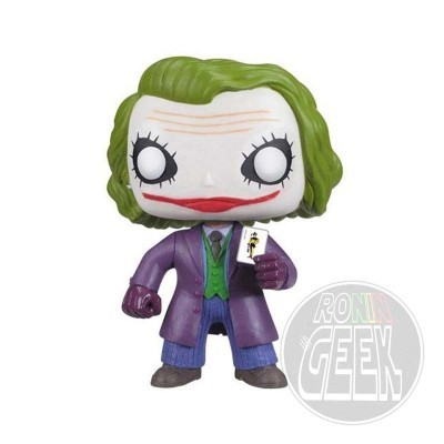 FUNKO POP! Heroes: The Dark Knight - Joker