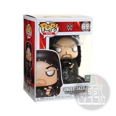 FUNKO POP! WWE - Undertaker (Hooded)