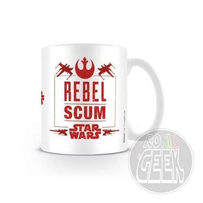 Caneca Star Wars - Rebel Scum