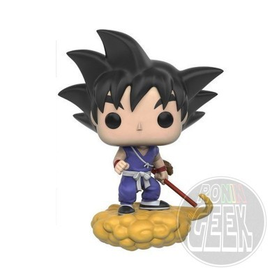 FUNKO POP! Animation: Dragonball - Goku and Flying Nimbus
