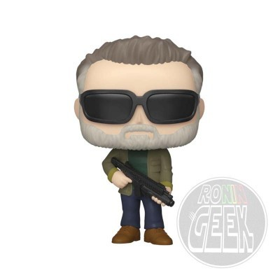FUNKO POP! Movies: Terminator Dark Fate - T-800
