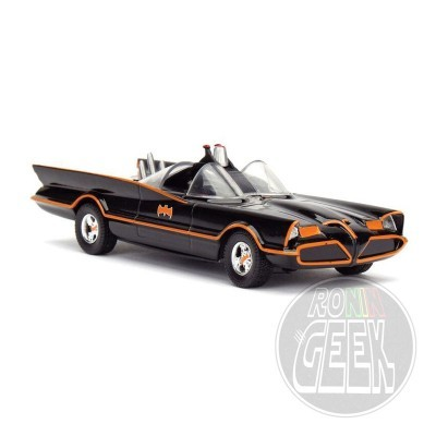 JADA TOYS Batman Diecast Model 1/32 1966 Classic TV Series Batmobile