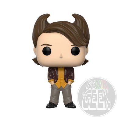 FUNKO POP! Television: Friends - Chandler Bing (80's Hair)
