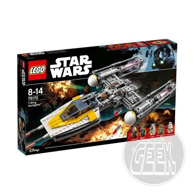 LEGO 75172 - Y-Wing Starfighter™