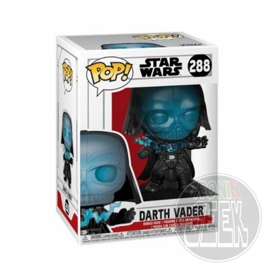 FUNKO POP! Star Wars - Darth Vader (Electrocuted)