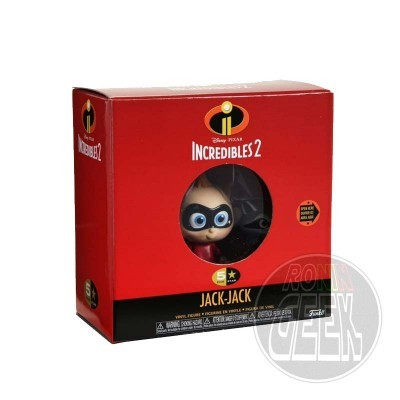 FUNKO 5-Star - The Incredibles 2 - Jack-Jack