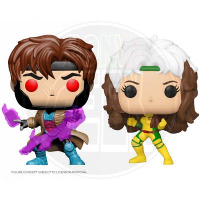 PRÉ-VENDA FUNKO POP! Marvel: X-Men