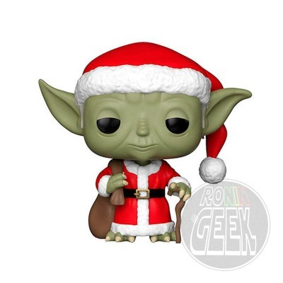 FUNKO POP! Star Wars - Santa Yoda