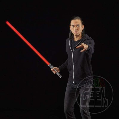 HASBRO Black Series Star Wars Episode I Replica 1/1 Force FX Lightsaber Darth Maul
