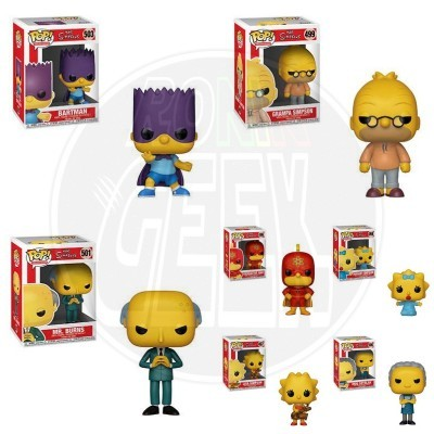 FUNKO POP! TELEVISION - The Simpsons