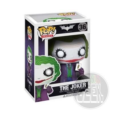FUNKO POP! Heroes: The Dark Knight - Joker