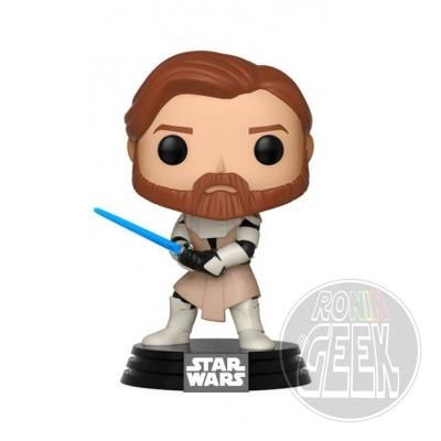 FUNKO POP! Star Wars Clone Wars - Obi Wan Kenobi