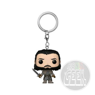FUNKO POP! Keychain: Game of Thrones - Jon Snow (Beyond the Wall)