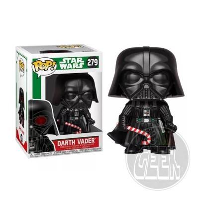 FUNKO POP! Star Wars - Holiday Darth Vader