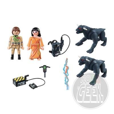 Playmobil 9223 - Ghostbusters: Venkman and Terror Dogs