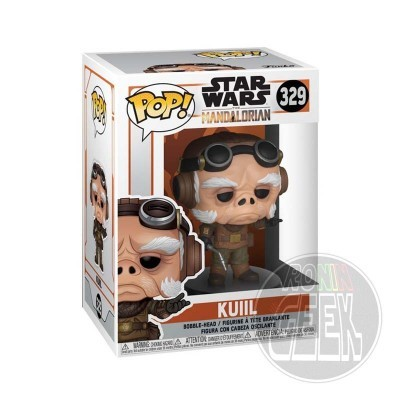 FUNKO POP! Star Wars: The Mandalorian - Kuiil
