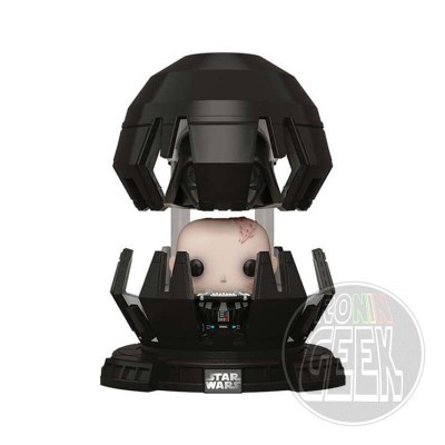 FUNKO POP! Star Wars Empire Strikes Back 40th Anniversary Darth Vader in Meditation Chamber