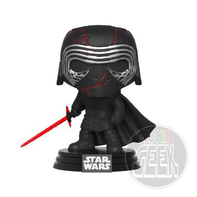 FUNKO POP! Star Wars: The Rise of Skywalker - Supreme Leader Kylo Ren