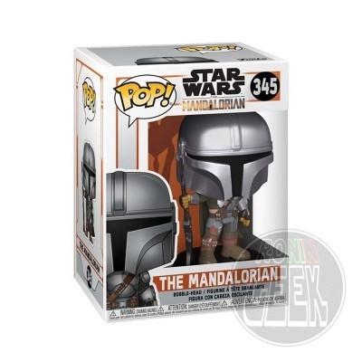 FUNKO POP! Star Wars: The Mandalorian - The Mandalorian