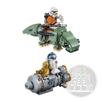 LEGO 75228 - Escape Pod vs. Dewback™ Microfighter