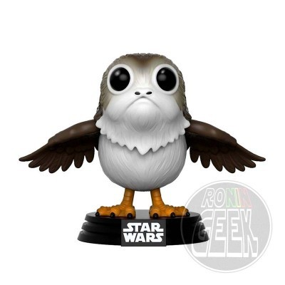 FUNKO POP! Star Wars Epi. VIII - Porg